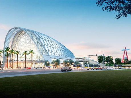 Anaheim Regional Transportation Intermodal Center 3