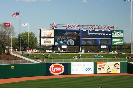 Arvest Ballpark