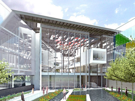 Genzyme Atrium Genzyme Atrium  Research and
