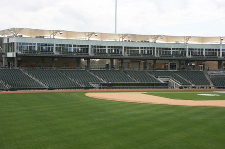 Arvest Ballpark Seats