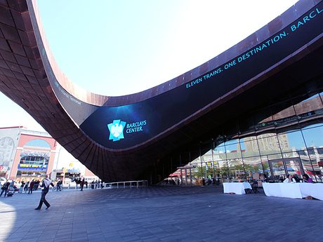 Barclays Center Complete