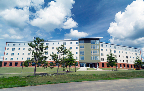 Husson University Living and Learning Center     