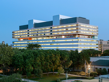 UCMC Center for Care and Discovery