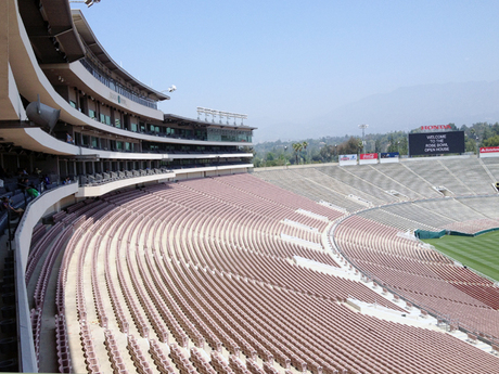 Rose Bowl Opens